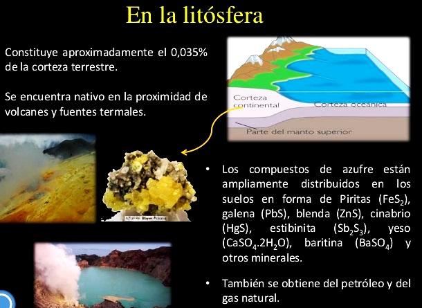 Funciones de la litosfera